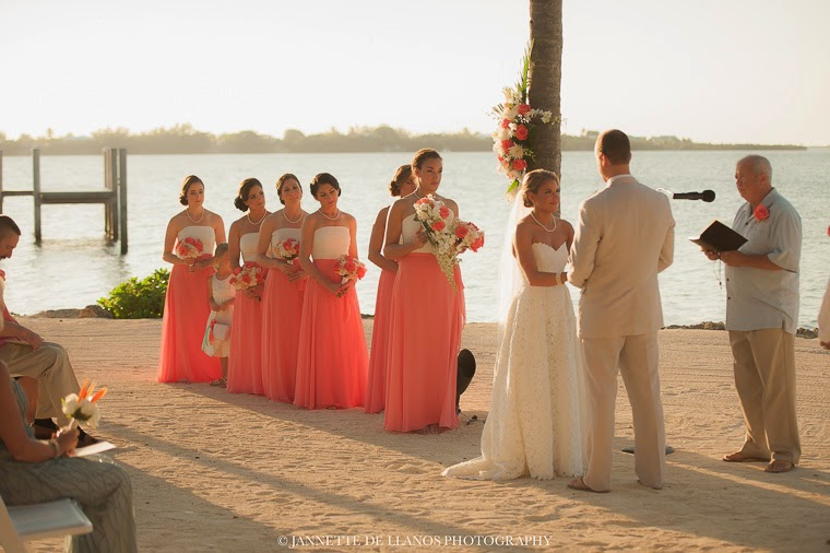 elegant florida keys beach wedding key largo lighthouse beach
