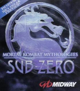 Mortal Kombat Mythologies : Sub-Zero Portable