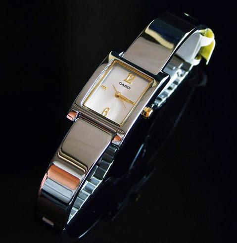 นาฬิกา casio standard lady ltp-1295d-7c2df