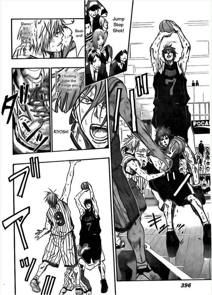 Kuroko no Basket Manga Chapter 152 - Image 14