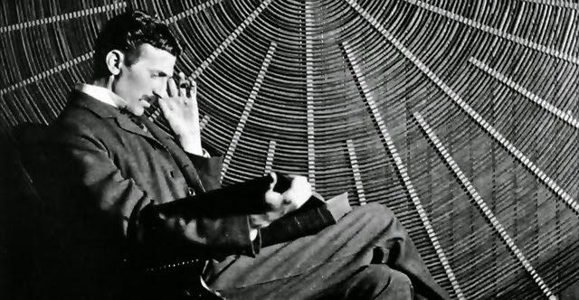 Nikola Tesla 000