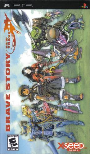 Brave Story: New Traveler US PSP ISO