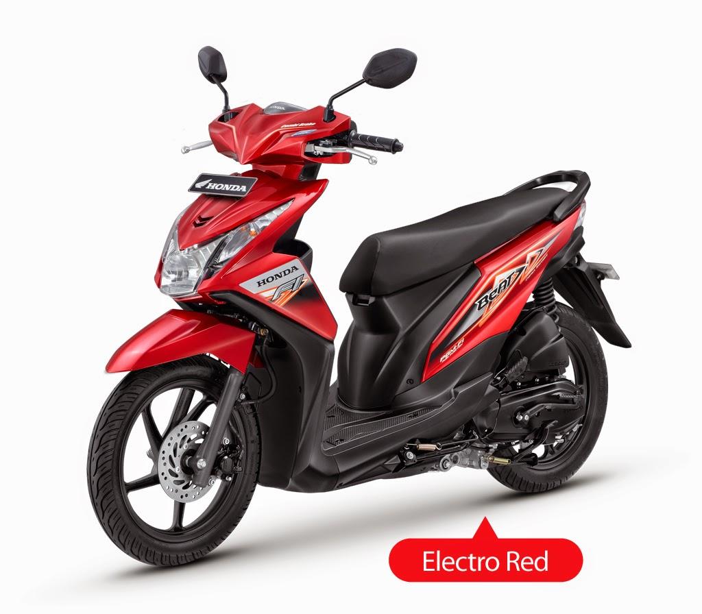 Modifikasi Motor Honda Beat Cw