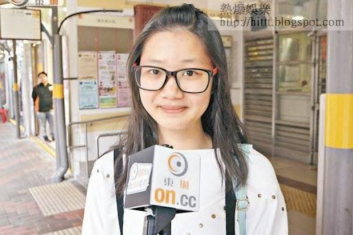街坊心聲<br>劉同學:「曾見過有手掌大小的老鼠,影響唔到我就唔理。」