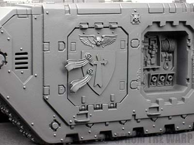 priming your 40k vehicles