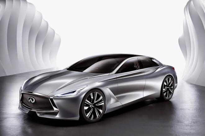 PARIS 2014 - Infiniti Q80 Inspiration Concept unveiled!