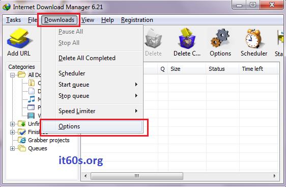 Thủ thuật thêm các định dạng file vào IDM để download 1