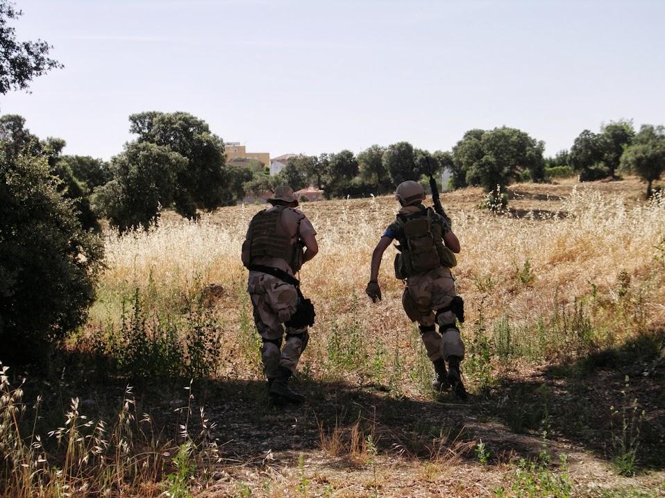 """Fotos de """"THE FINAL WAR"""". La Granja. 23-06-13 PICT0062"""