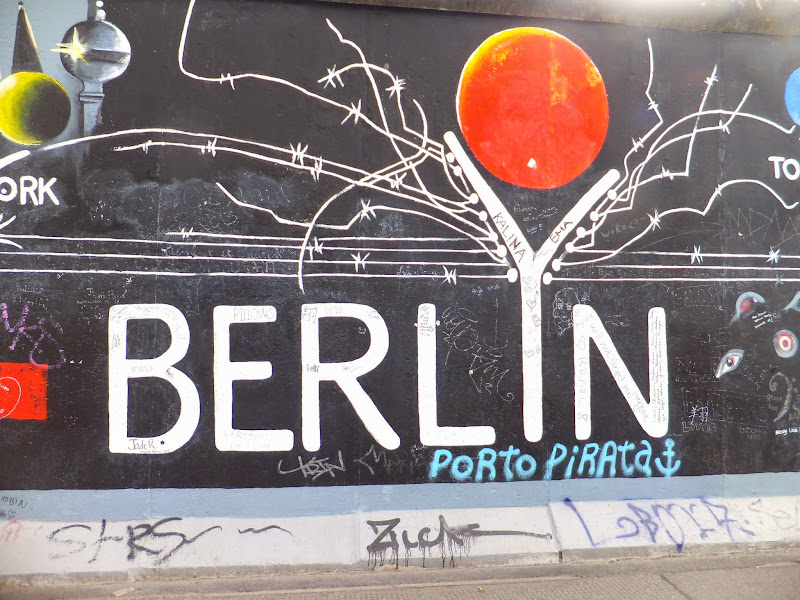 East Side Gallery, Berlín, Street Art, Elisa N, Blog de Viajes, Lifestyle, Travel