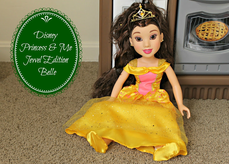 Disney Princess & Me Jewel Edition Belle