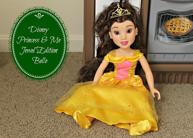Disney Princess & Me Jewel Edition Belle