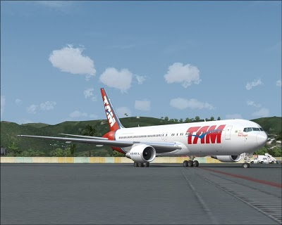Fs Simulator: Boeing 767-300 Level D FS2004