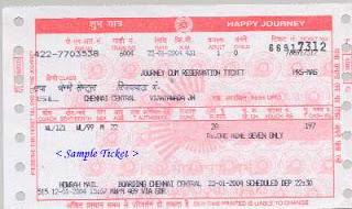 Mobile Ticket Reservation System