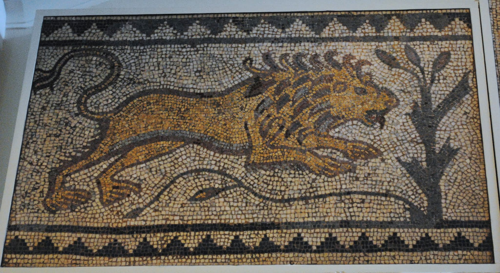 My Photos: British Museum -- Ancient Mosaics & Artifacts from Halicarnassus, Ephesus, and Xanthos