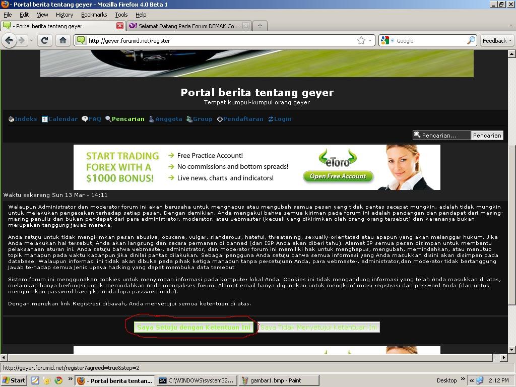 Cara mendaftar di Geyer.Forumid.net..?  Gambar2