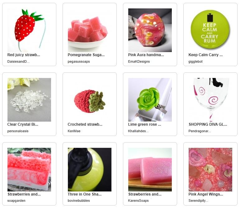 Strawberry Daiquiri Collection