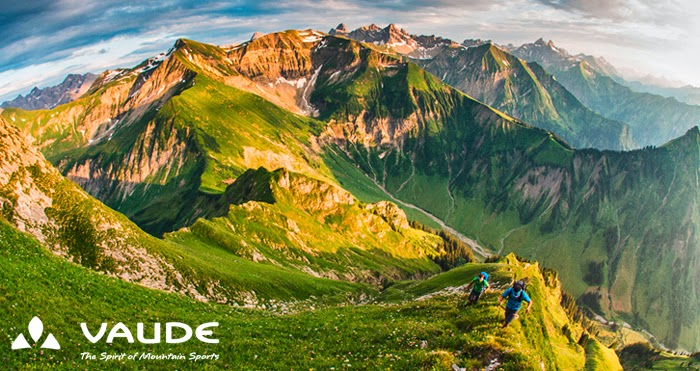 Vaude European Backpack