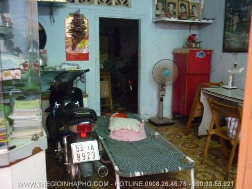 Bán nhà Lê Hồng Phong , Quận 10 giá 2, 6 tỷ - NT23
