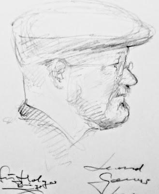 "Songwriter Holger Biege, ""Sagte mal ein gro�er Dichter"" great song from GDR."