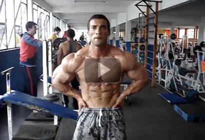 Brendo Garcia - Brazilian Bodybuilder