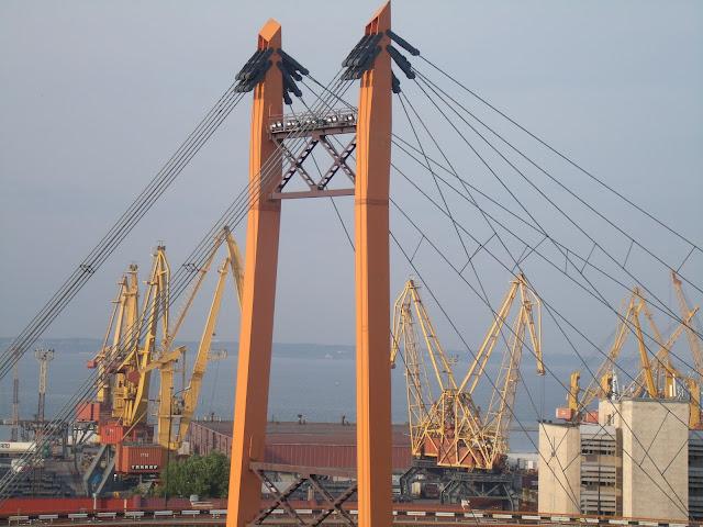 Формирование транспортной системы sea motorways и развитие портов черноморского региона