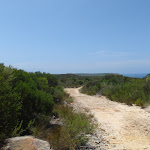 Service trail to Marley Beaches (112933)