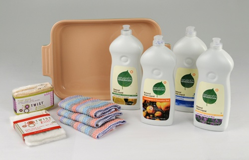 photo of Seventh Generation prize pack