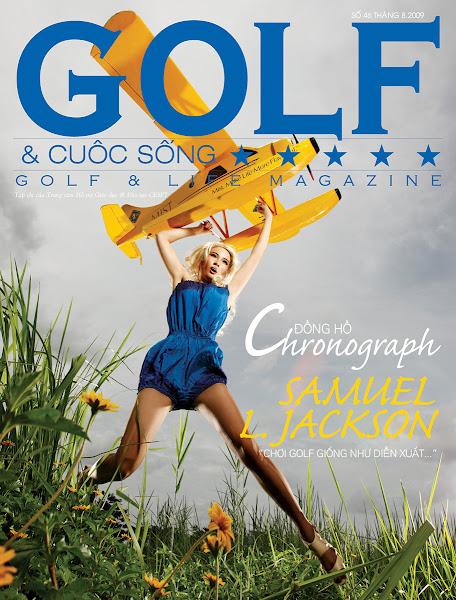 Bìa tạp chí Golf