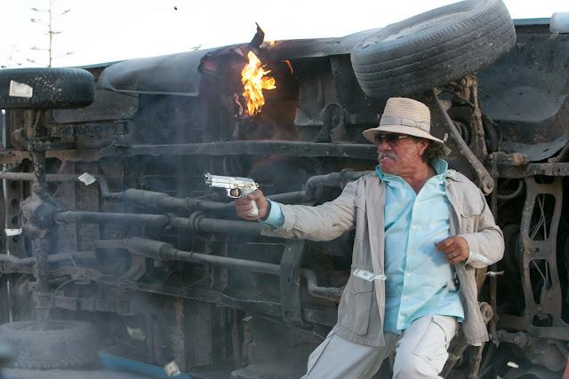 Edward James Olmos as Papi Greco in 2 Guns