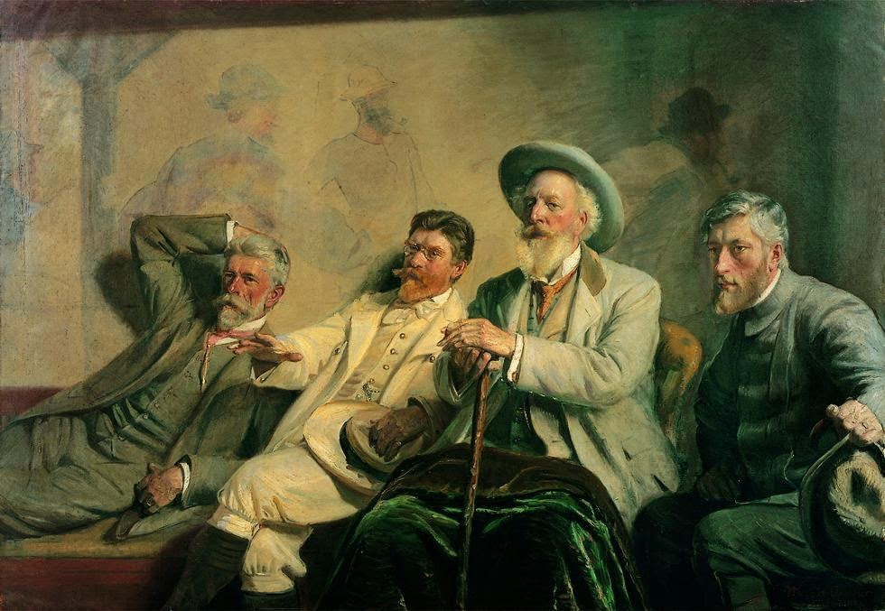 Peder Severin Krøyer - Art Judges