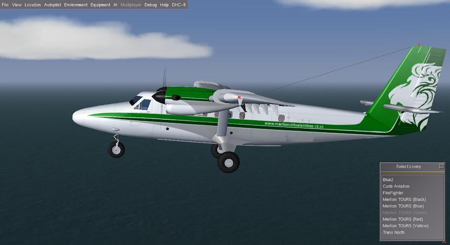 Tour Aircraft (5 DeHavilland Twotter DHC6-300s) Fgfs-screen-430
