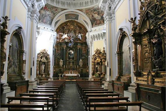 El Convento de las Góngoras declarado Bien de Interés Cultural