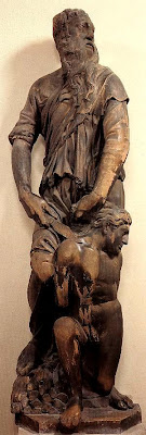 Donatello: Sacrifice of Isaac, c1418