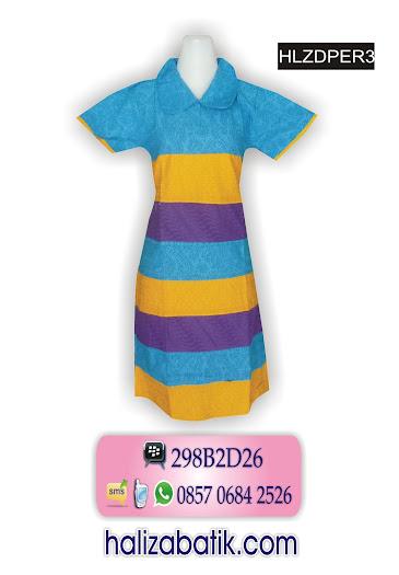 grosir batik pekalongan, Dress Modern, Batik Modern, Baju Batik Modern