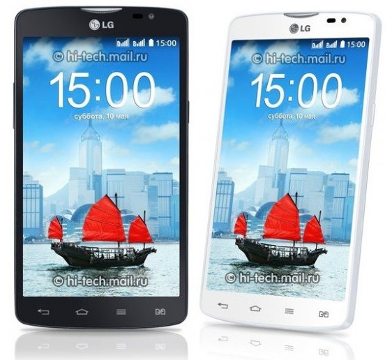 LG L80 Dual SIM - Spesifikasi Lengkap dan Harga - Phablet 5 Inch