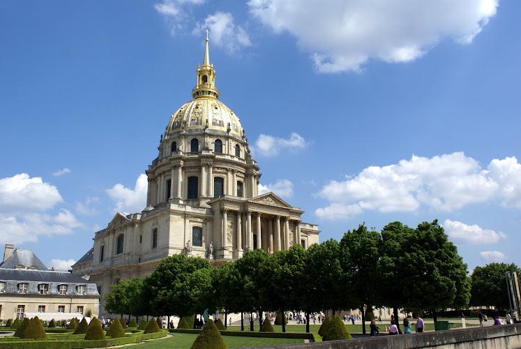 Париж, Районы Парижа, сориентироваться в Париже, где брать отель в Париже