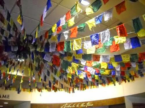 The Magic Of Flags Blowing Intentions In The Wind