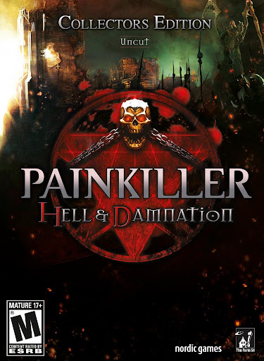 baixar capa Painkiller Hell and Damnation PC
