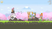 Angry Birds Seasons Game Screenshot