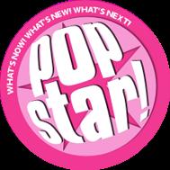 VOTE: 11th Annual Popstar! Poptastic Awards Logo