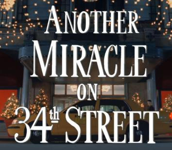 "Macy's It's ""Another Miracle On 34th Street"" Commercial"