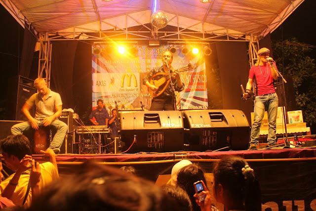 Event Ulang Tahun ZFM Bersama DEBU 2012