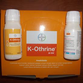 Insektisida K-Othrine 20 EW 100 ml