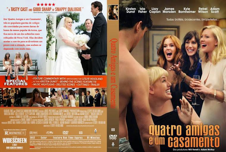 Baixar Filme Quatro+Amigas+e+um+Casamento Quatro Amigas e um Casamento (Bachelorette) (2013) DVDRip AVi Dublado