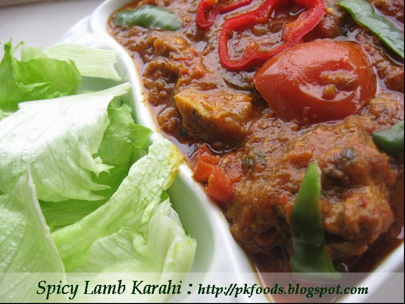 Pakistani spicy food recipes chicken