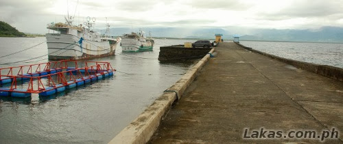 Baler Fishport - 8:59 AM