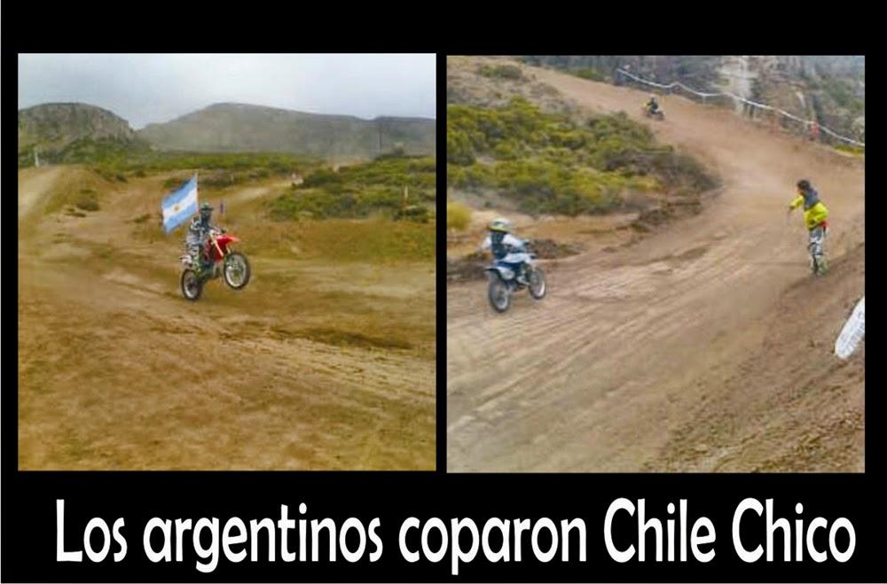 Segunda del Sur de Chile.