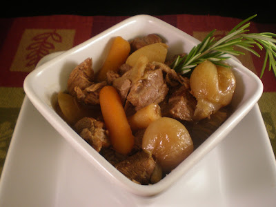 Crock Pot Tuesday: Irish lamb stew