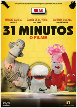 31 Minutos: O Filme Dublado