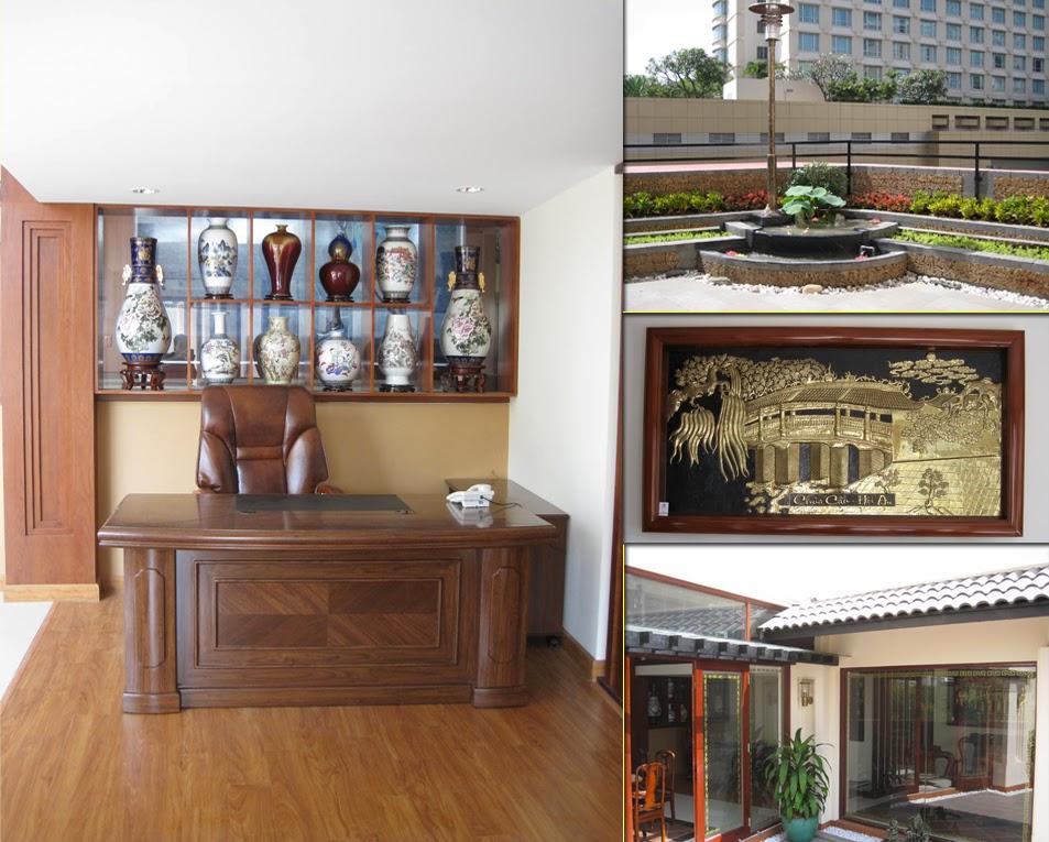Thu Sports - Phòng làm việc của chủ tịch